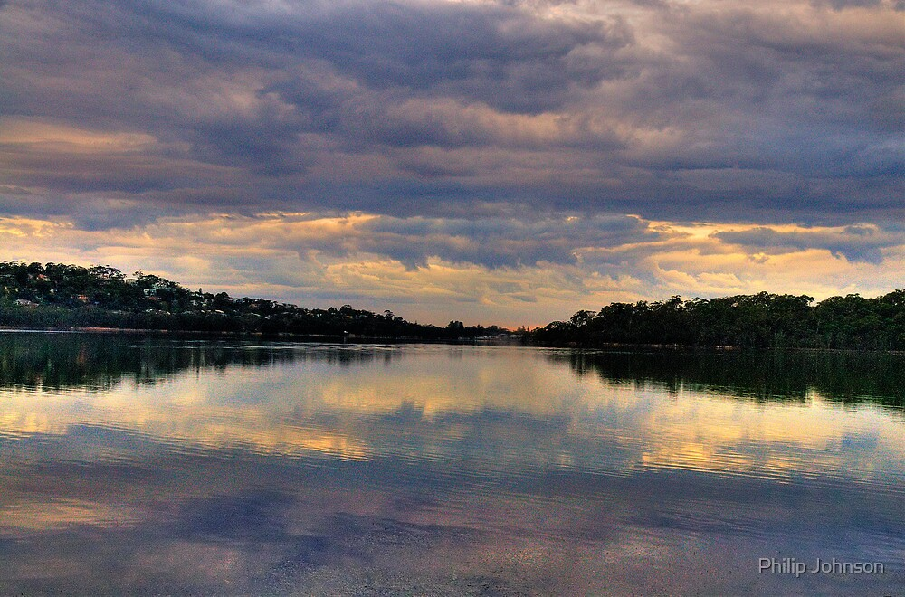 Narrabeen Paintbrush - Narrabeen Lakes, Sydney - The HDR Experience by Philip Johnson