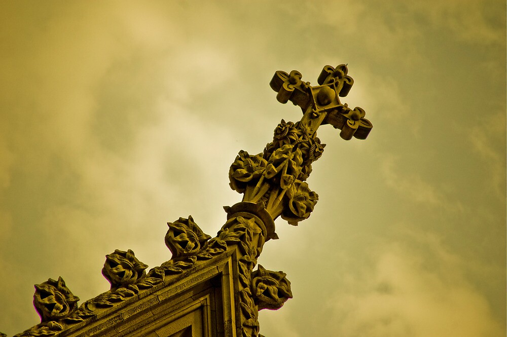 St. Partick's Cathedral, 5th Ave, NYC by NikonNoob