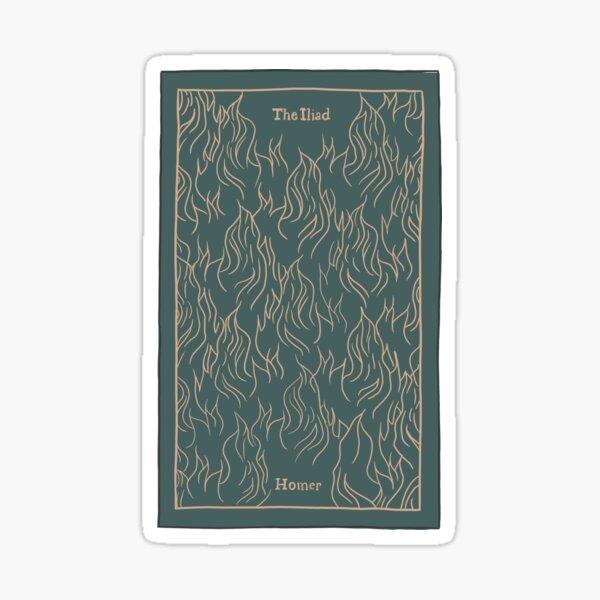 The Iliad Sticker