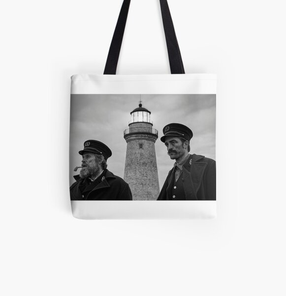 The Lighthouse Robert Eggers All Over Print Tote Bag