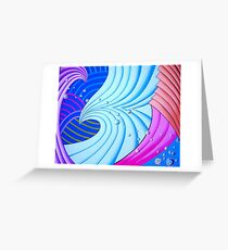 EFFERVESCENT Greeting Card