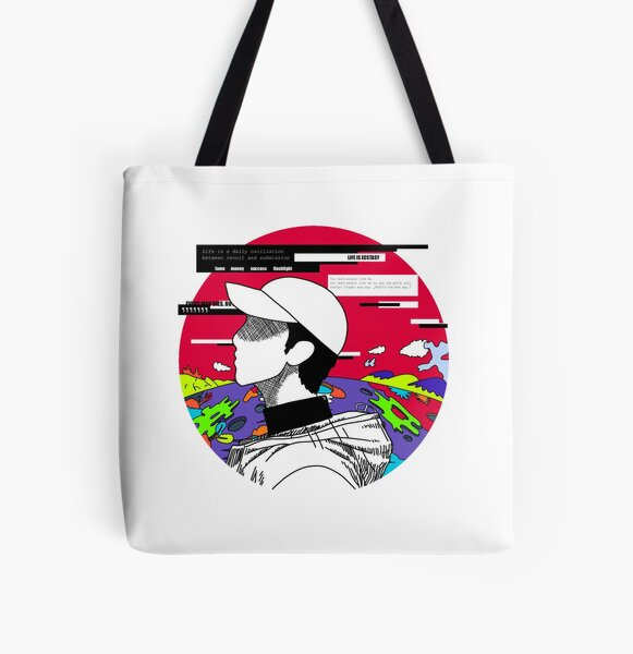 the holy trinity All Over Print Tote Bag