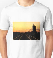 Silence on the Prairies... Unisex T-Shirt