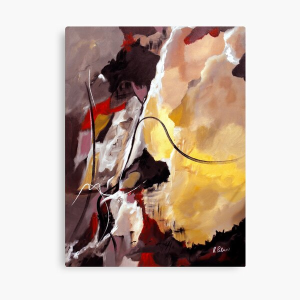 Held Christian Abstract Canvas Print