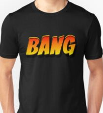Cartoon BANG by Chillee Wilson T-Shirt