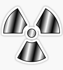 Radioactive [3] by Chillee Wilson Sticker