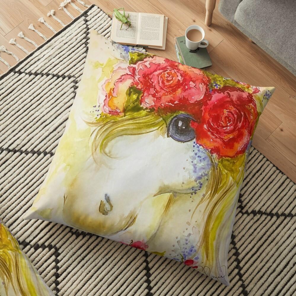 Unicorn Floor Pillow