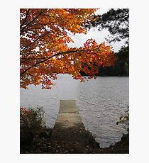 dock Photographic Print
