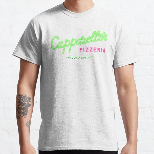 BILLONES: CAPPARELLOS PIZZERIA Camiseta clásica