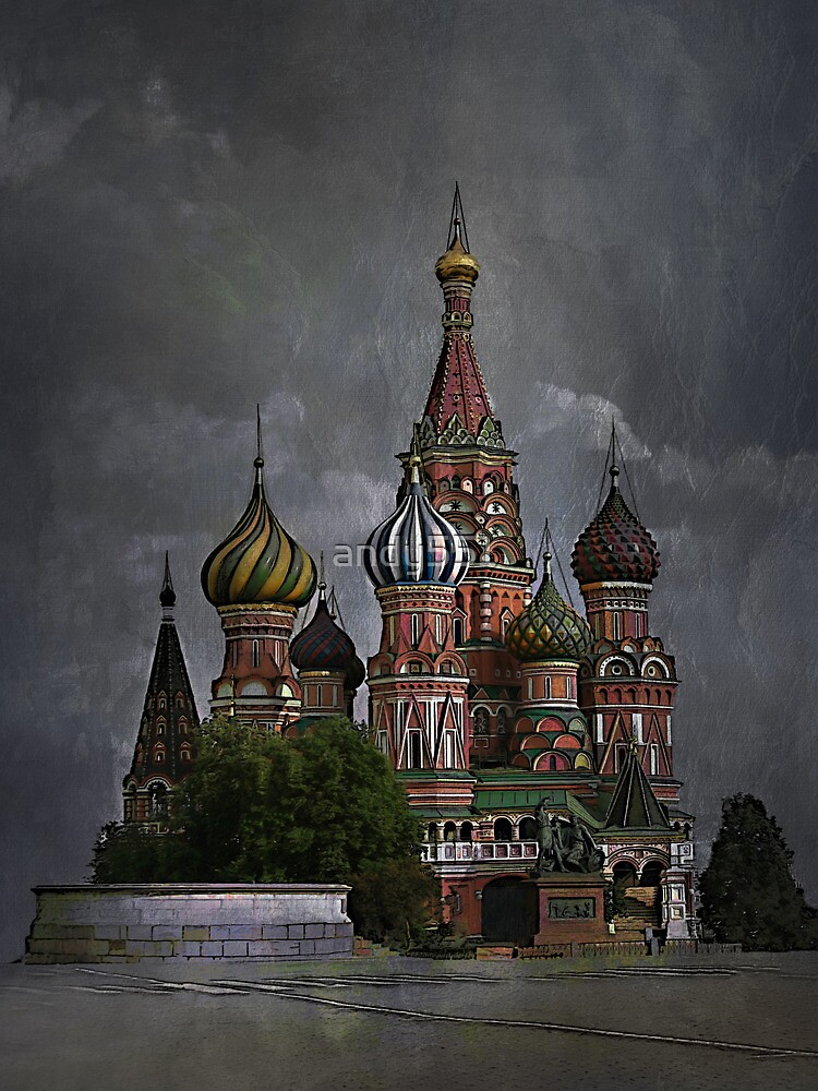 Moscow...... by andy551