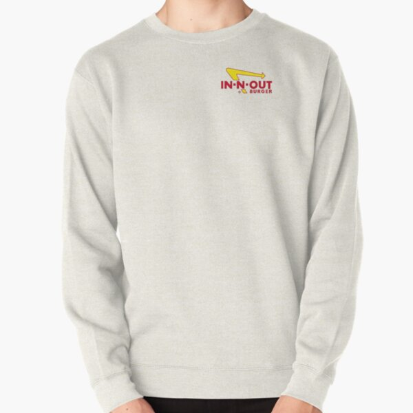 in-N-out burger Pullover Sweatshirt