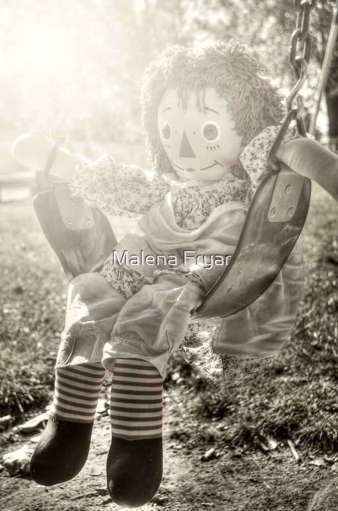 Annabelle   -  Raggedy Ann by Malena Fryar