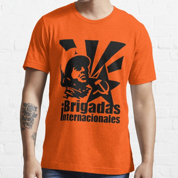 Brigadas Internacionales Essential T-Shirt