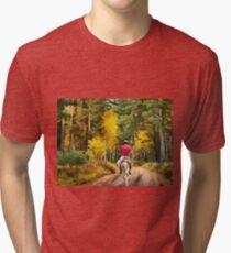 HC0328 Tri-blend T-Shirt