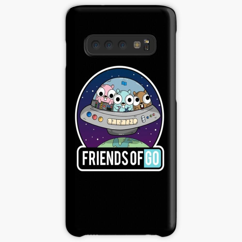 Friends of Go Fundas y vinilos para Samsung Galaxy