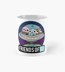 Taza clásica Friends of Go