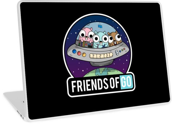 «Friends of Go» de friendsofgo