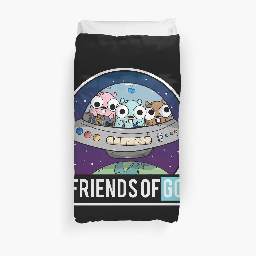 Friends of Go Funda nórdica