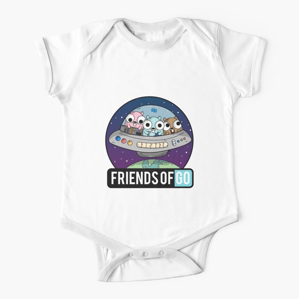Friends of Go Body para bebé
