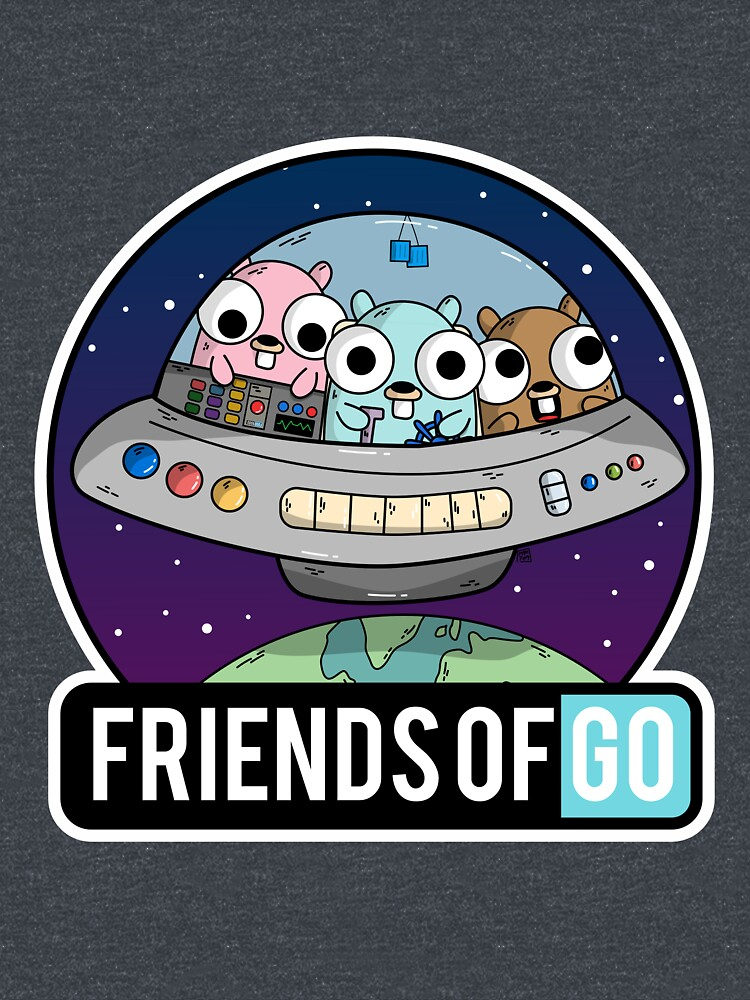 Friends of Go de friendsofgo