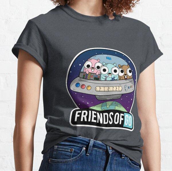 Friends of Go Camiseta clásica