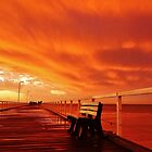 Semaphore Pier, Adelaide  by mindy23