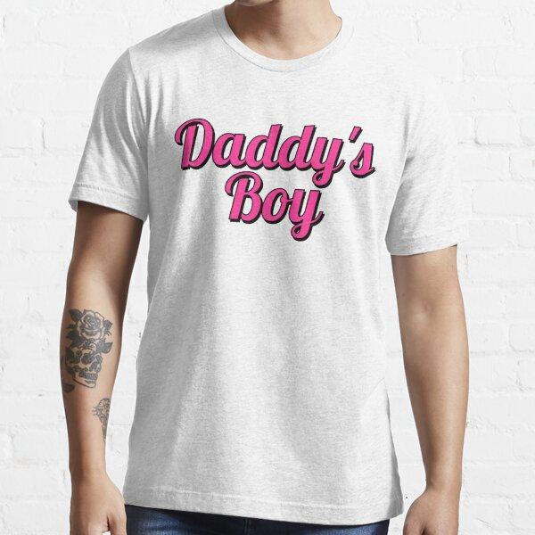 Papa garçon T-shirt essentiel