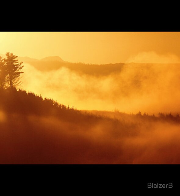 Elgin Sunrise by BlaizerB
