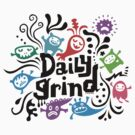 Daily grind - colors by Andi Bird
