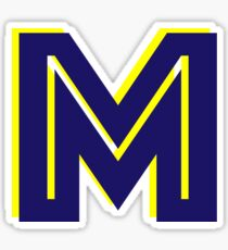 Michigan-Aufkleber Sticker
