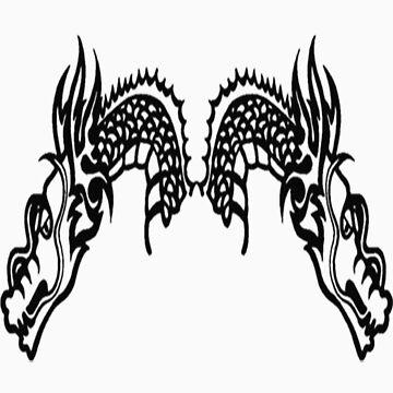 DragonHeads by ideeawebstudio