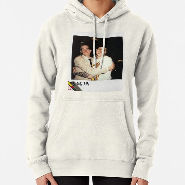 Pete and John Pullover Hoodie