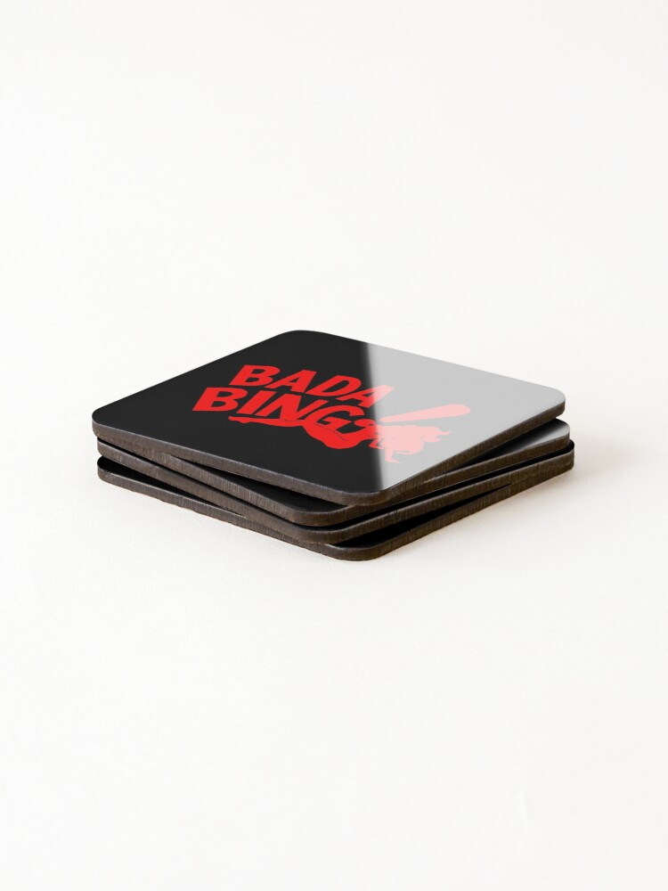 Alternate view of Bada Bing Coasters (Set of 4)