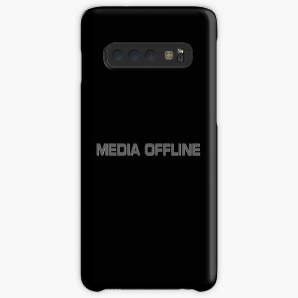 Media Offline Samsung Galaxy Snap Case