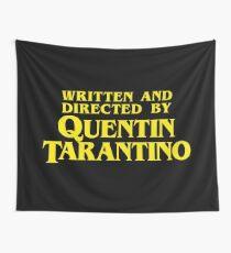 Tela decorativa Escrito y dirigido por Quentin Tarantino