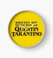 Reloj Escrito y dirigido por Quentin Tarantino