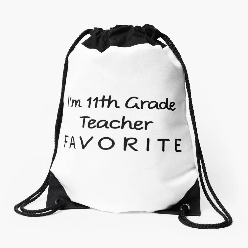 Ich bin 11. Klassenlehrer Favorit 11. Klassenlehrer Turnbeutel