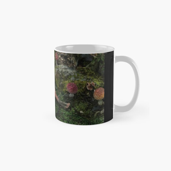 Lucia's Nap in the Woods Classic Mug