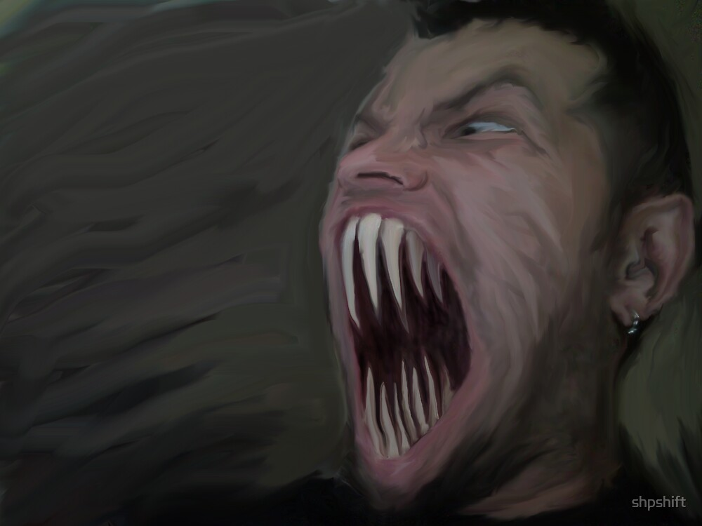 the Scream by shpshift