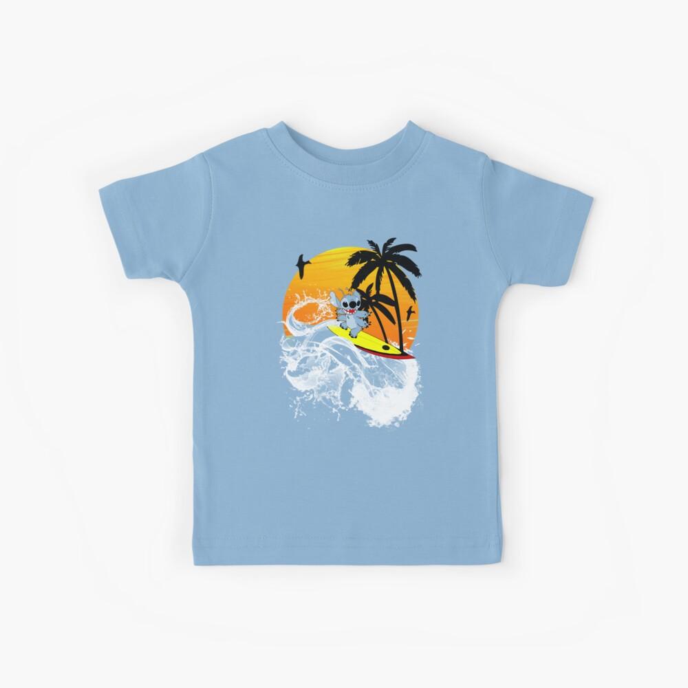 Sea Zeit Kinder T-Shirt