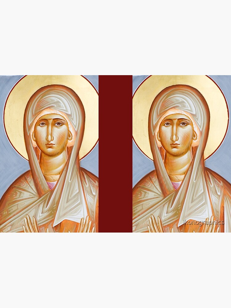 St Elizabeth by ikonographics