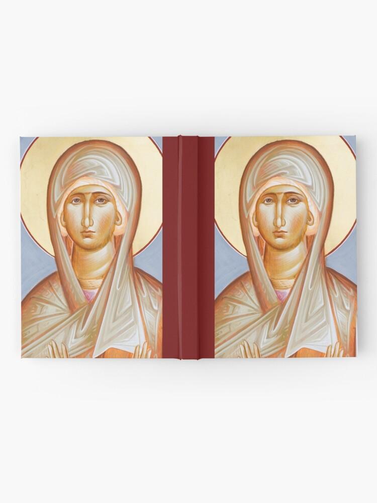 Alternate view of St Elizabeth Hardcover Journal