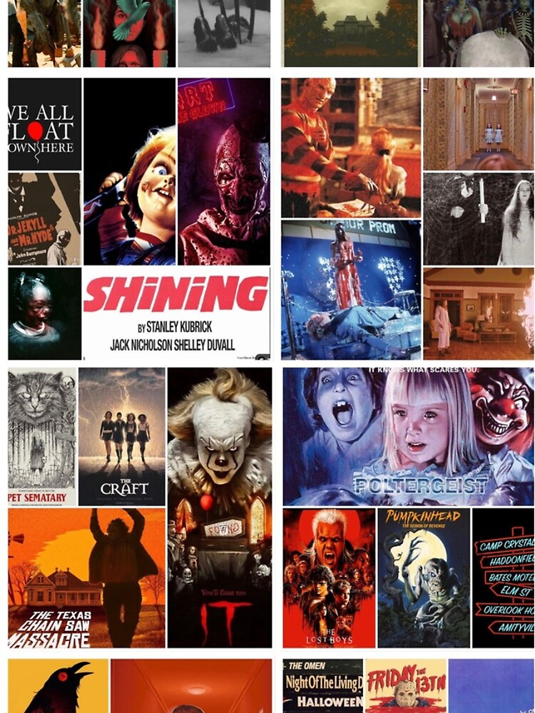 Horror collage by cocob15