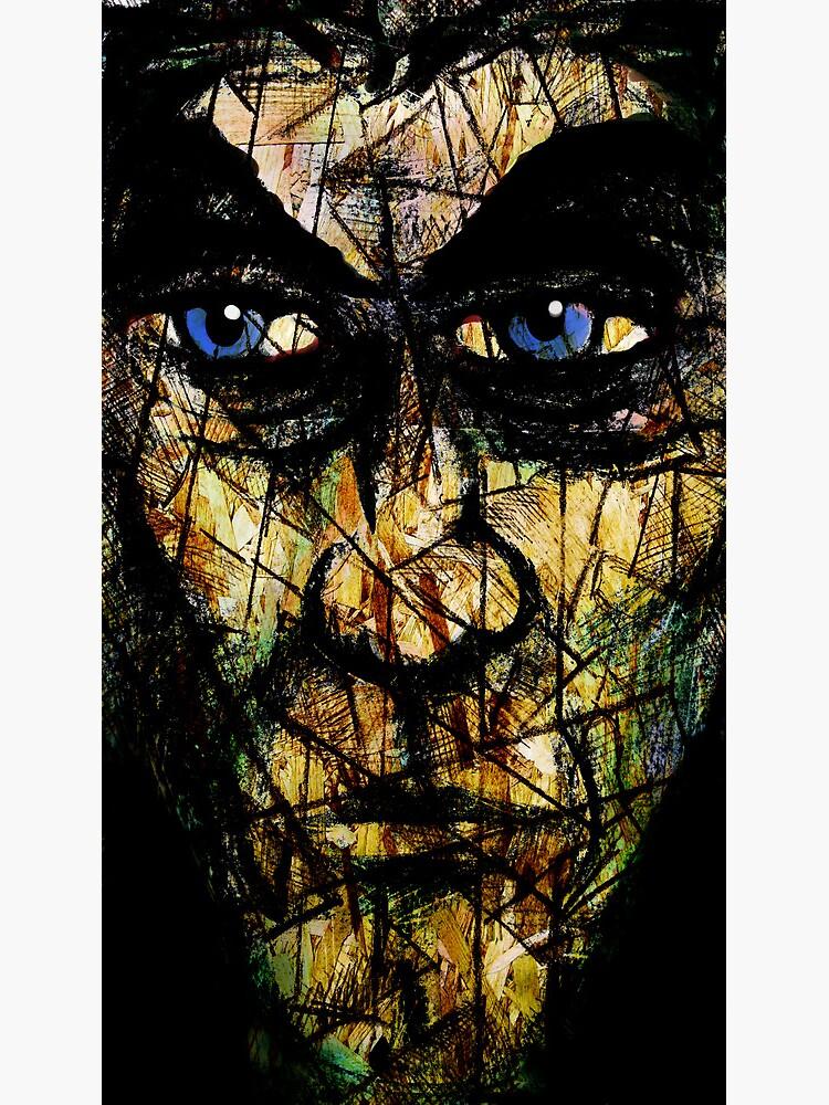 Long Face by Briandamage