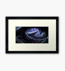 Erebus Framed Print