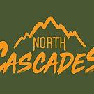 North Cascades National Park by Ashley Loonam