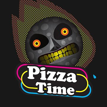 Anger Pizza Moon by Sonic3321