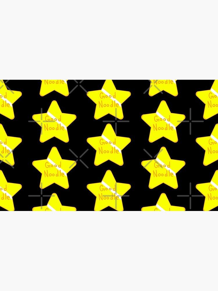 1 Big Good Noodle Award Star Spongebob  by NextJen1