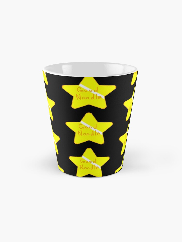 Alternate view of 1 Big Good Noodle Award Star Spongebob  Mug