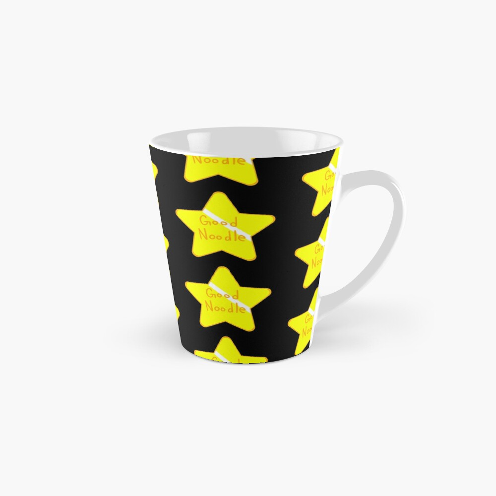 1 Big Good Noodle Award Star Spongebob  Mug